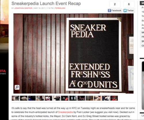 sneakerpedia coverage comp