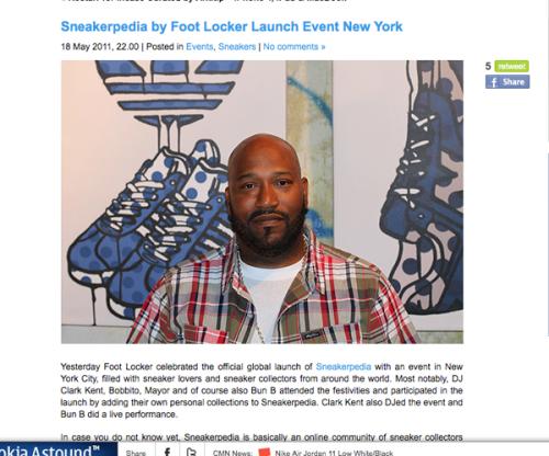 sneakerpedia coverage hs