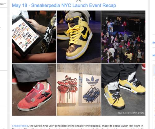 sneakerpedia coverage sn