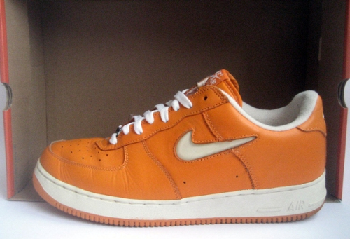 Air Force 1 Low Jewel Carotene/White