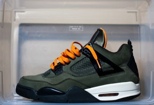 "Air Jordan 4 ""UNDFTD"""