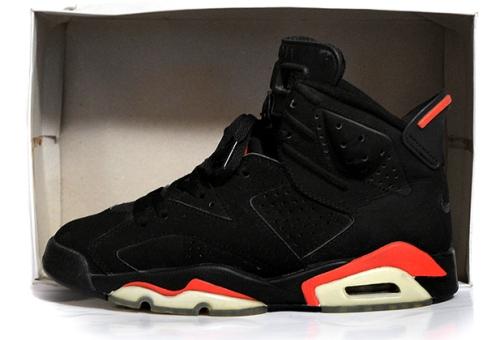 """Air Jordan VI """"Infrared"""""""