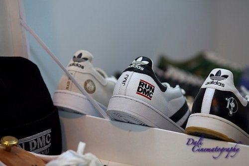 adidas Run DMC Collection at Sneaker Friends 2011
