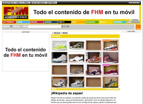 FHM Spain