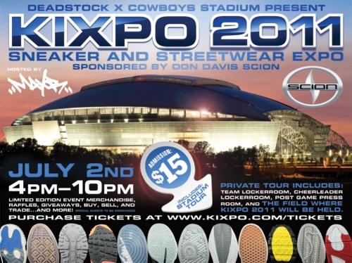 Kixpo 2011 Front