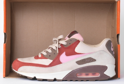 "Nike x DQM Air Max 90 ""Bacon"""