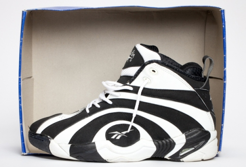 Reebok Shaqnosis - One of Shaq's greatest sneakers. Click for more images.