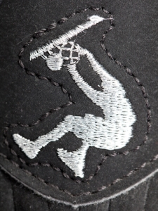 Shaq's logo from the original Reebok Shaqnosis.