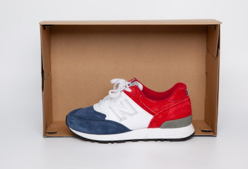 New Balance 576 France posted by Olivia Shoes-Up