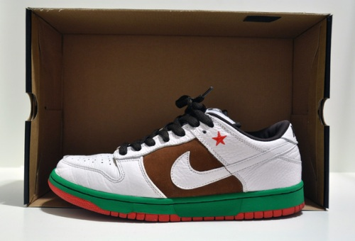 Nike Low Pro SB Cali Released in August of 2004