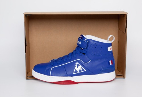 Le Coq Sportif Frenchie Replica uploaded by  Mourad STREET RULES !!!