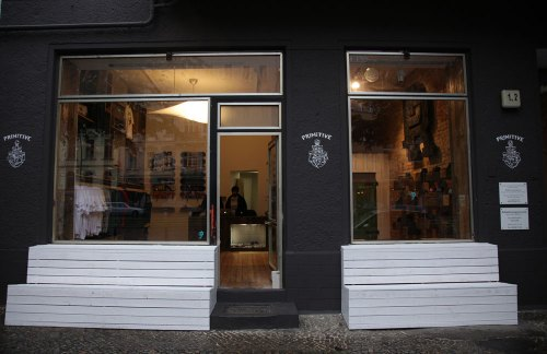 Primitive Opens New Store in Berlin, Germany