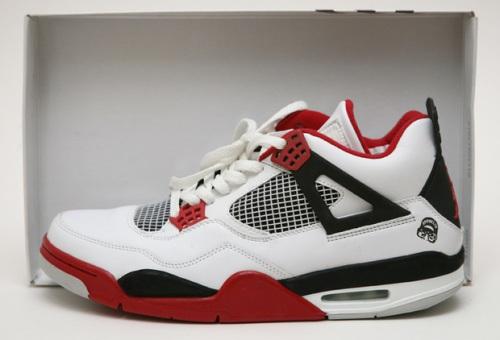 "Air Jordan IV (4) Retro ""Mars"" uploaded by Jondo"