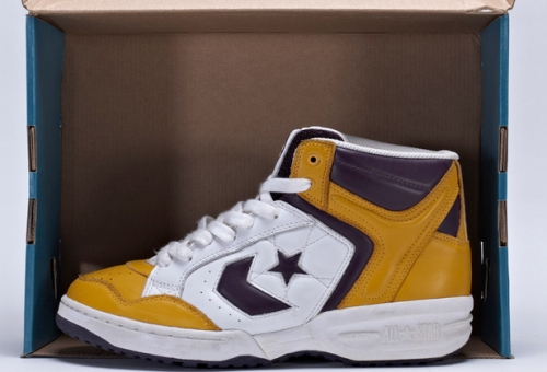 Converse Weapon Magic Johnson Colorway
