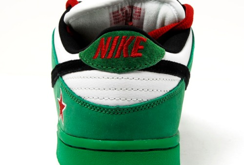 Dunk Low Pro SB Heineken Rear uploaded by PCOOP1