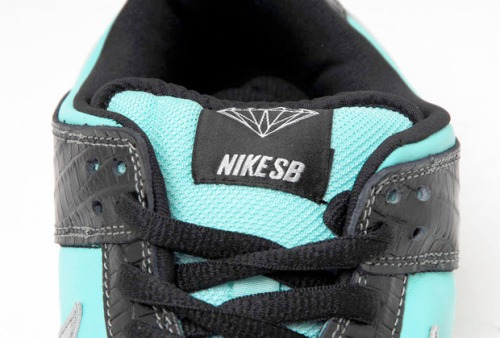 "Dunk Low Pro SB ""Tiffany"" Tongue uploaded by PCOOP1"