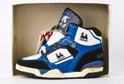 L.A. Gear Moon Rocker High uploaded by kid sneakerness