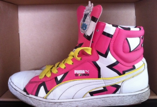 "PUMA ""Yo! MTV Raps"" First Round uploaded by Knuckles"