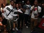 sneaker con dc 11