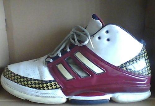 "adidas ""C-Money"" All-Star Edition uploaded by donthewatcher."