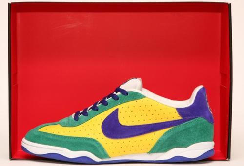 "Nike Zoom FC ""Brazil"" uploaded by G."
