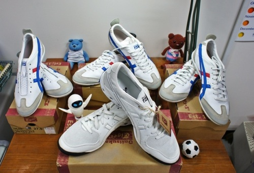 Mexico Inspired Sneakers: Asics Mexico 66 uploaded by korn