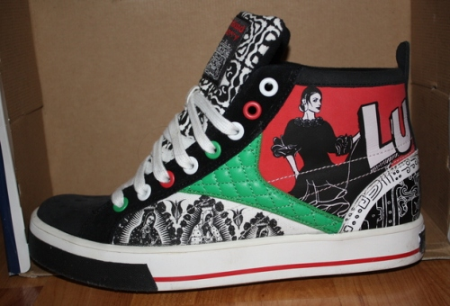 Mexico Inspired Sneakers: Reebok CL SW Canvas uploaded by mmendoza882