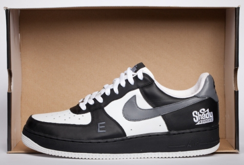 Nike Air Force 1 Shady Records uploaded by DJ Clark Kent