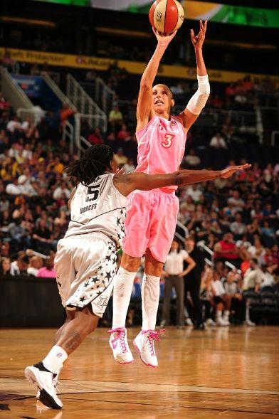 Nike Air Max LeBron 7 Diana Taurasi Breast Cancer image courtesy of Undergroundsoles