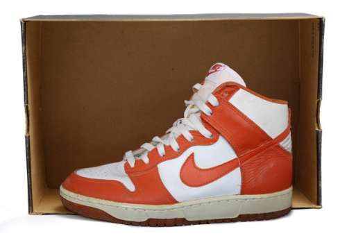 Nike Dunk High Be True To Your School Syracuse Original uploaded by Marco Colombo