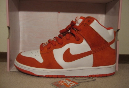 Nike SB Dunk BTTYS Syracuse uploaded by Reid_D