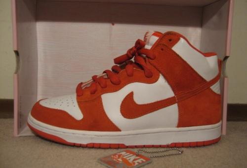 Nike SB Dunk BTTYS Syracuse uploaded by Reid_D