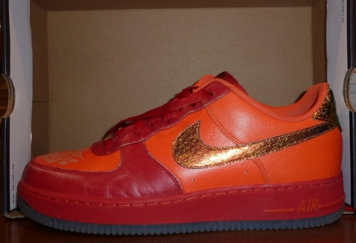 Doernbecher Nike Air Force 1 uploaded by noohad