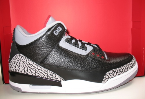 Jordan Retro 3 2011 Edition uploaded by Nicolas Ganteille
