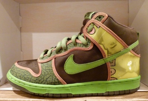 "Nike Dunk High Pro SB ""De La Soul"" uploaded by Wildman94"