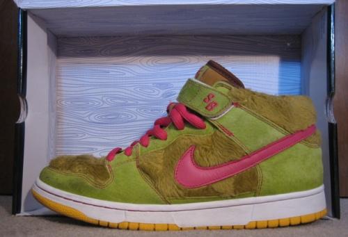 """Nike Dunk Low Pro """"Mama Bear"""" uploaded by Reid_D"""