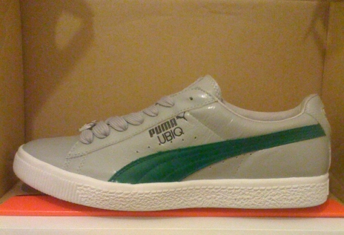 UBIQ x Puma 700 Level Clyde Grey/Green/White uploaded by MarkGloster74