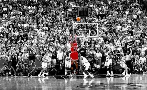 Jordan 14 Last Shot Photo courtesy of Nice Kicks.