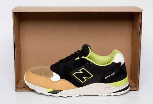 "Sneaker Freaker x New Balance 850 ""Skippy"" uploaded by B. Goode"