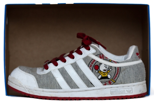 adidas Top Ten Lo Year of the Boar:Pig uploaded by Em