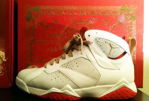 Air Jordan 7 Year of the Rabbit uploaded by Lava Kicks