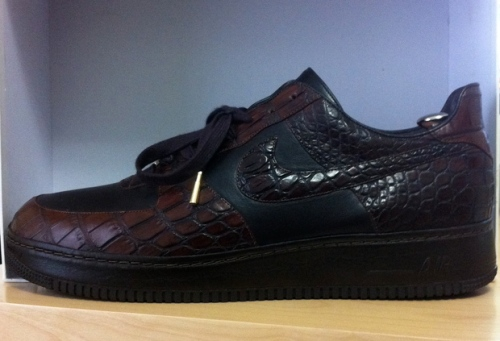 Nike Air Force 1 Lux '07 uploaded by eighteezbaby