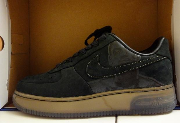 Nike Air Force 1 07 Low Supreme 25th Anniversary White