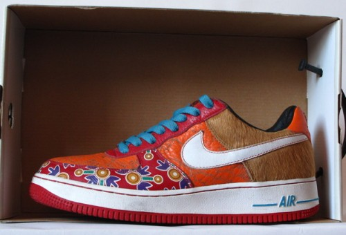Nike Air Force 1 Year of the Dog uploaded by Punjaab Airways