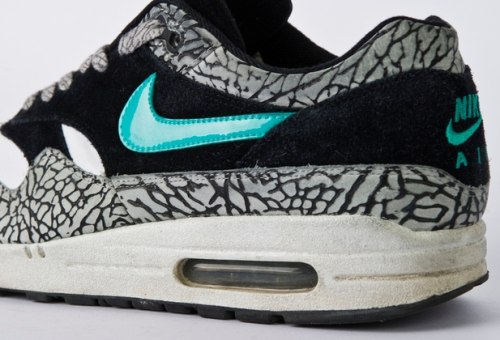 Nike x atmos Air Max 1 uploaded by kid_sneakerness