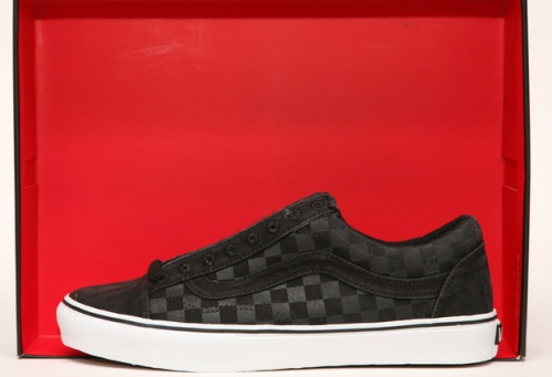 Vans Old Skool Checkerboard LE uploaded by G