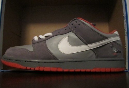 Dunk Low Pro SB Pigeon uploaded by Mongol