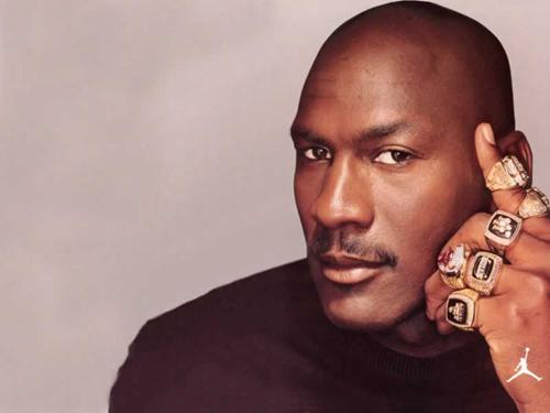 Jordan 6 Rings Poster