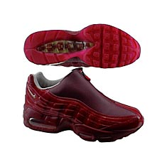 Nike Air Max 95 Z Zip Patent Red