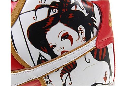 Nike Vandal Valentine's Day 2007 uploaded by gooniz